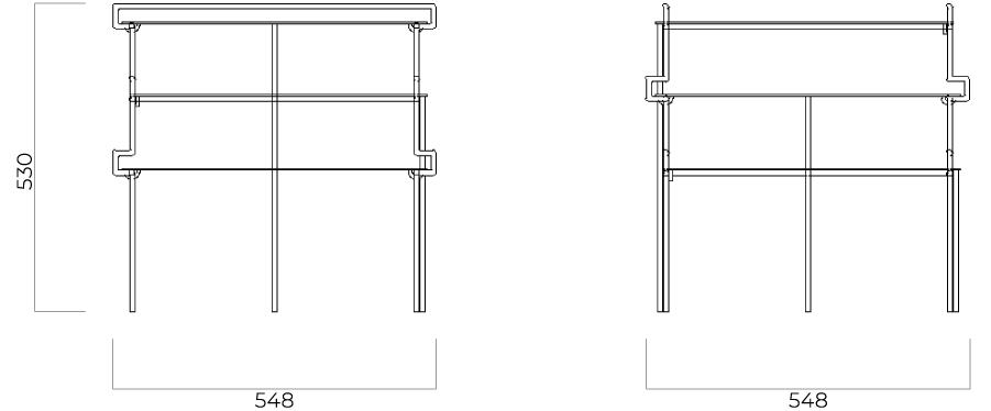 RINKAKU TABLE